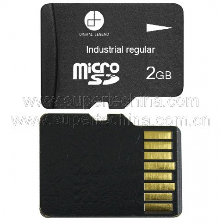 Industrial regular Micro SD card